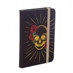 Skull Mini Notebook