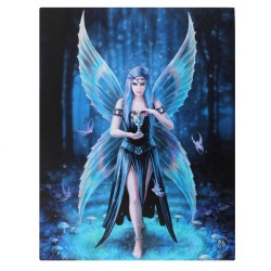Anne Stokes Small Canvas Print Enchantment