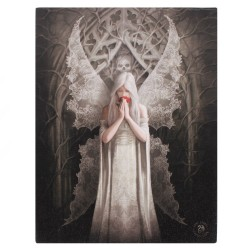 Anne Stokes Small Canvas Print Only Love Remains