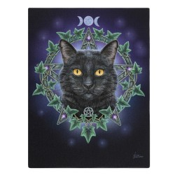 Lisa Parker Small Canvas Print-The Charmed One