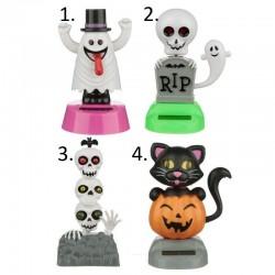 Halloween Solar Pal Ghost/Skeleton/Skulls/Cat