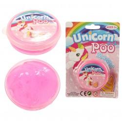 Unicorn Poo Magical Slime
