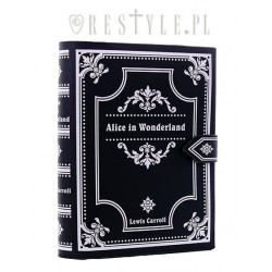 Restyle Alice In Wonderland Book Bag