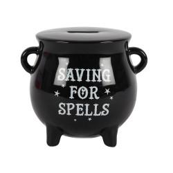 Cauldron Money Box Saving For Spells