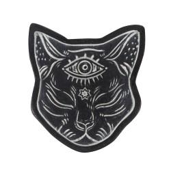 Incense Holder Cat Face