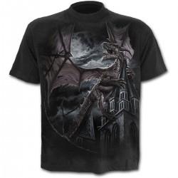Spiral Dragon Kingdom Unisex T-Shirt