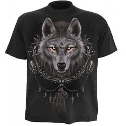 Spiral Wolf Dreams Unisex T-Shirt