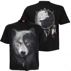 Spiral Wolf Chi Unisex T-Shirt
