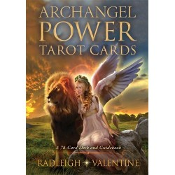 Tarot Cards Archangel Power