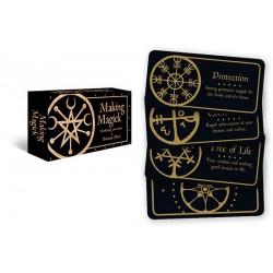 Affirmation Cards Making Magic