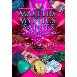 Cards Masters, Mystics, Saints & Gemstone Guardians