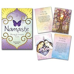 Cards Namaste Blessing & Divination