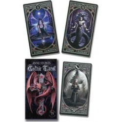 Tarot Cards Anne Stokes Gothic