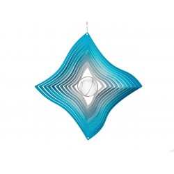 Windspinner Large Blue Diamond