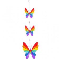 Butterfly String Suncatcher Large