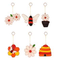 Bee-utiful Mini Suncatcher