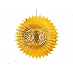 Windspinner Large Gold Splash