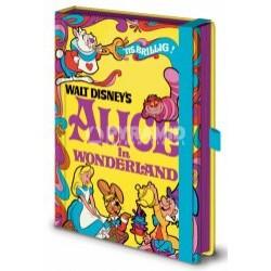 Disney Notebook Alice In Wonderland