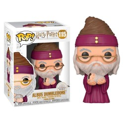 Pop! Vinyl Figurine Harry Potter Dumbledore and Baby Harry