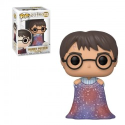 Pop! Vinyl Figurine Harry Potter And Invisibility Cloak