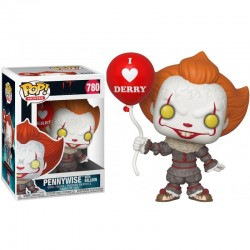 Pop! Vinyl Figurine Horror Pennywise and Balloon